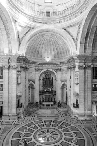 Im Panteão Nacional