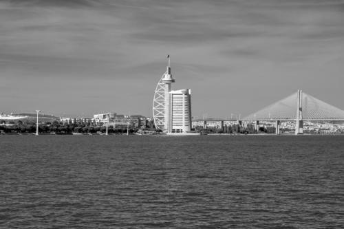 Torre Vasco da Gama auf dem Expo-98-Gelände