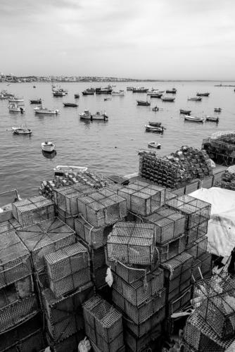 Cascais: Fischerhafen