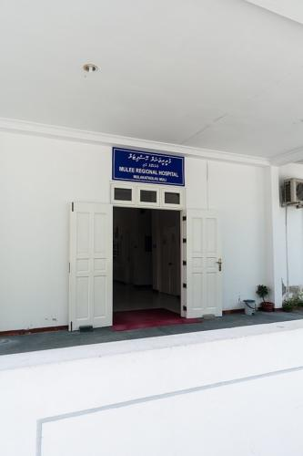 Bezirkskrankenhaus in Muli