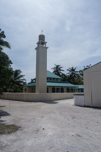 Moschee auf Naalaafushi
