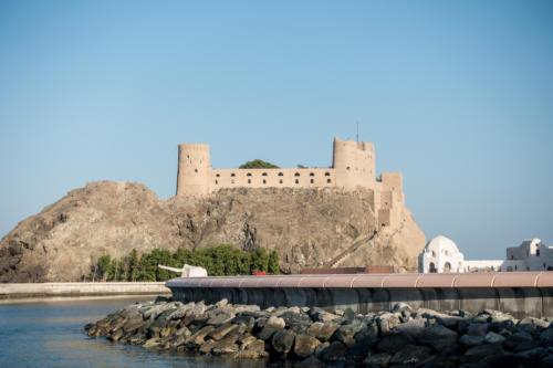 Festung Al-Dschalali in Alt-Mascat