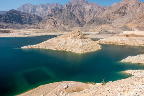 Stausee Wadi Dayqah