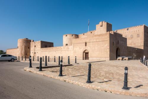 Schloss von Jabrin