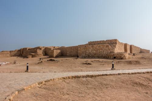 Antiker Hafen von Sumharam