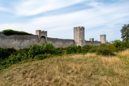 Visby, Stadtmauer