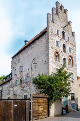 Visby, Lagerhaus