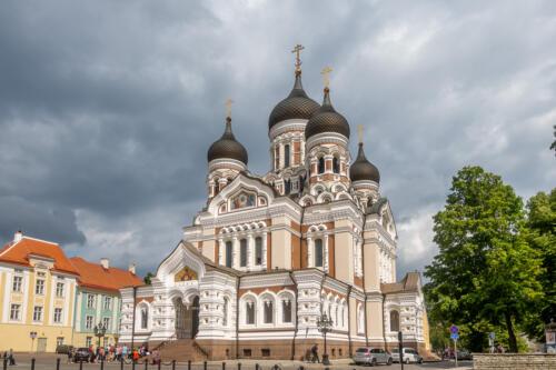 Tallinn, Alexander-Newski-Kathedrale