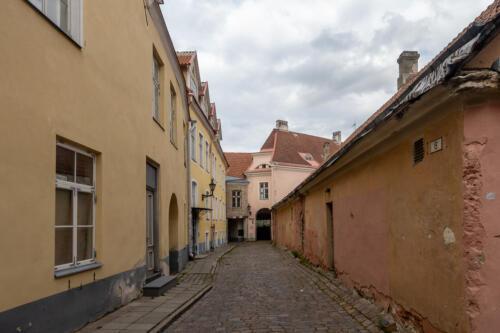 Tallinn, Altstadtstraße