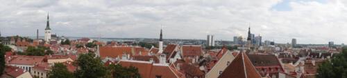 Tallinn, Panorama
