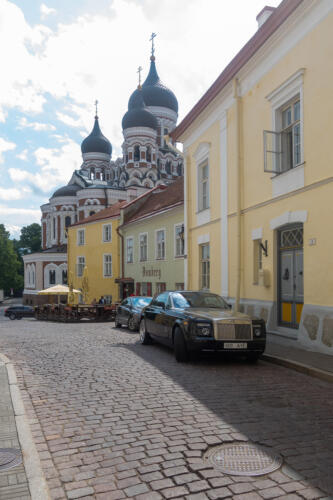 Tallinn, Rolls-Royce