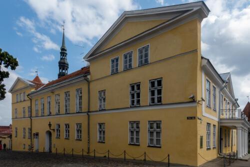 Tallinn, Deutsche Botschaft