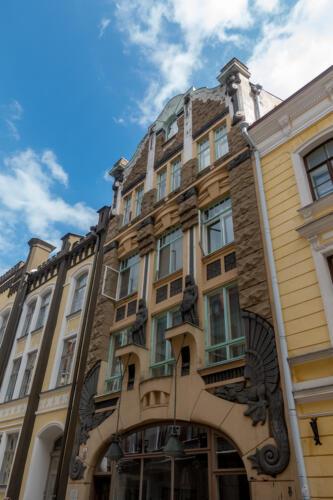 Tallinn, Haus von Ferdinand Treublut