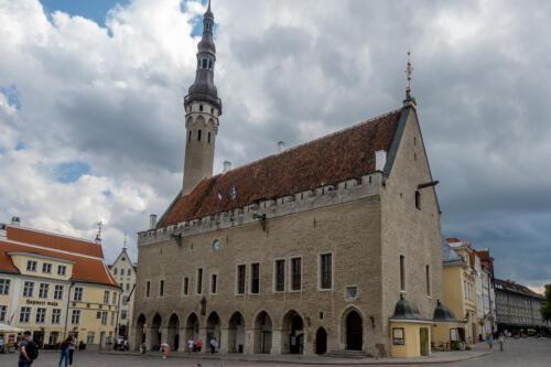 Tallinn, Rathaus