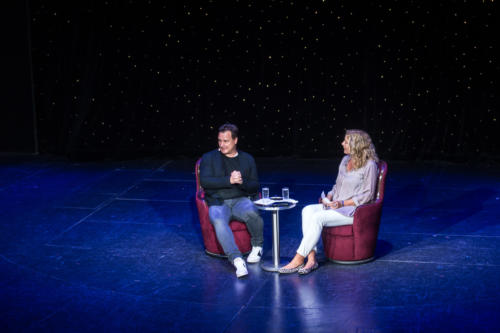 QM2 - Designer Guido Maria Kretschmer im Gespräch mit Bettina Tietjen