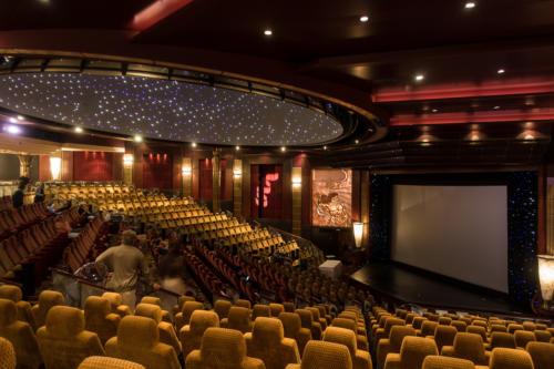 QM2 - Kino und Planetarium