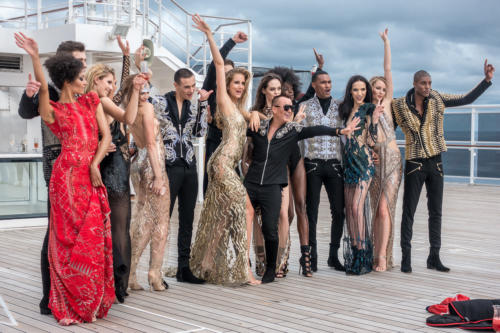 QM2 - After Fashion Show Party mit Julien Macdonald