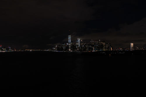 QM2 - Vor Manhattan