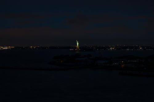QM2 - Freiheitsstatue, New York