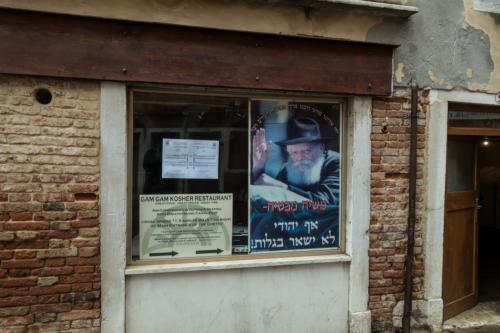 Chabad Lubawitsch im Ghetto novo