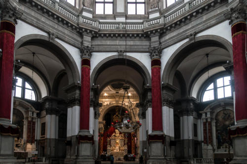 In Santa Maria della Salute