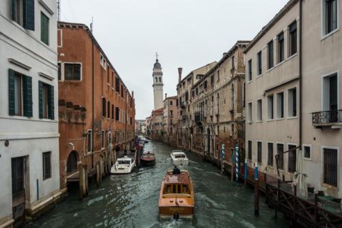 Kanal bei San Giorgio dei Greci