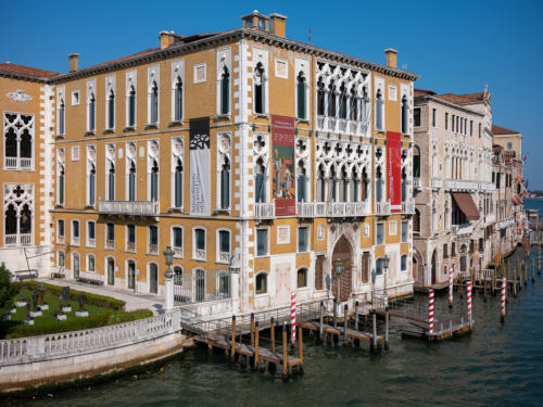 Palazzo am Canal Grande