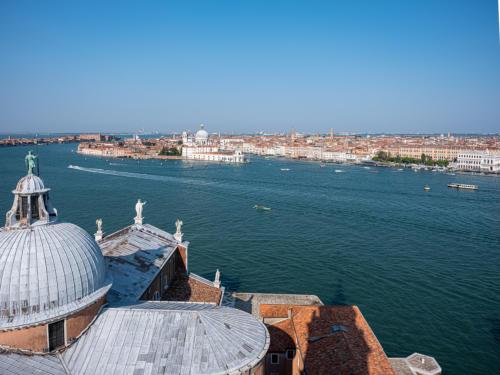 Blick vom Campanile San Giorgio Maggiore