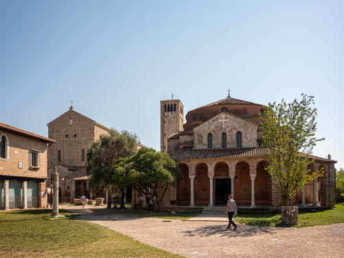 Torcello - Santa Maria Assunta und Santa Fosca