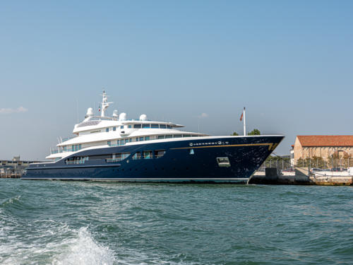 Horten-Yacht Carinthia VII