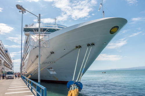 Coral Princess: In Puntarenas
