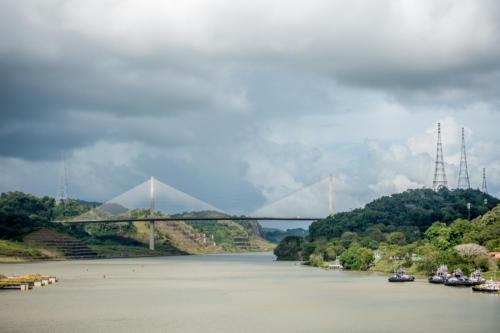 Panamakanal: Puente Centenario