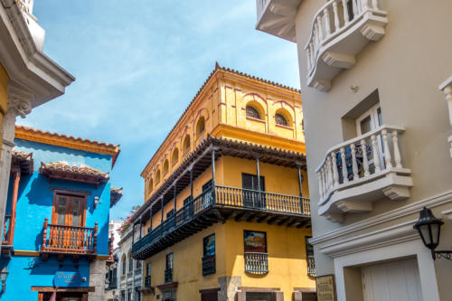 Kolumbien, Cartagena