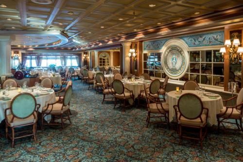 Coral Princess: Restaurant Sabatini's
