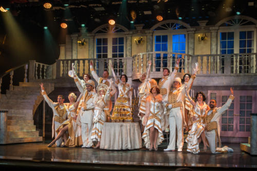 "Coral Princess: Show ""What a Swell Party"""